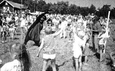Den andra söndagen i juli 1991 gick första Musköloppet