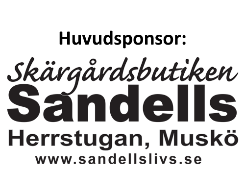 Sandells Livs – Huvudsponsor