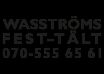 Wasströms Fest-Tält